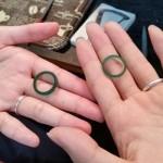 アラザン 結婚指輪 ブライダルリング