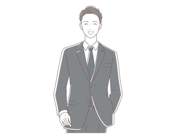 お見合い スーツ マナー